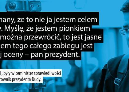Prokuratorskie śledztwo Wokół Kancelarii Królikowskiego I