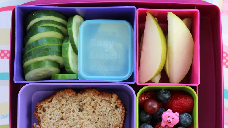 kids lunch meal prep lunch box
