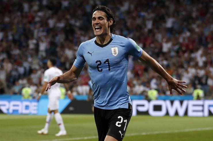 Fudbalska reprezentacija Urugvaja, Fudbalska reprezentacija Portugala