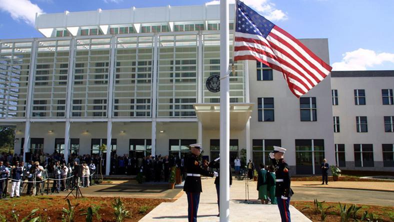 Bildergebnis für US embassy in Kenya warns of terrorist threat in Nairobi, coastal regions