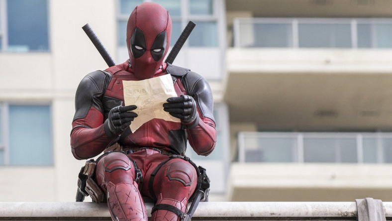 """Deadpool"" - kadr z filmu"