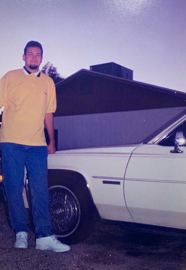 Automobili su mu uvek bili velika ljubav