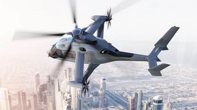 Airbus pokazał projekt szybkiego śmigłowca