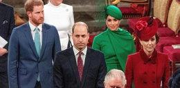 """Oschłe przywitanie braci. Książę William potraktował Harry'ego jak obcego: """"Był roztrzęsiony"""""""