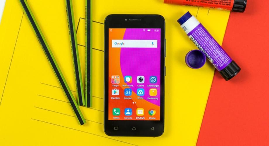 Test: Lenovo B – ein echtes Basic-Smartphone