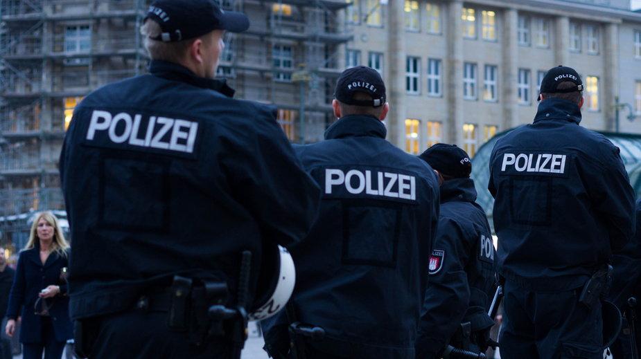 Strzelanina w Berlinie, cztery osoby ranne