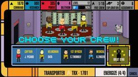 Star Trek Trexels (iOS/Android) – recenzja. Tylko dla fanów
