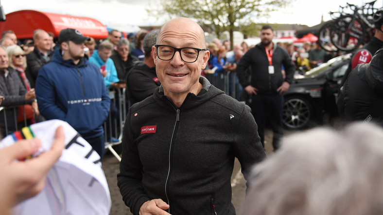 Dave Brailsford o Tour de France
