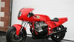 Dwukołowe Ferrari na aukcji