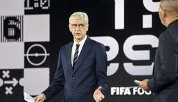 Former Arsenal boss Arsene Wenger Creator: VALERIANO DI DOMENICO