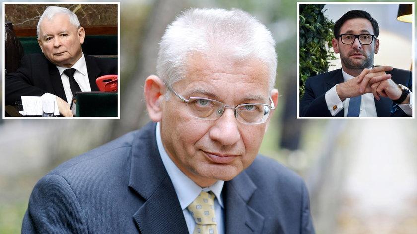 Ludwik Dorn zdradza, jakie plany ma Kaczyński wobec Obajtka