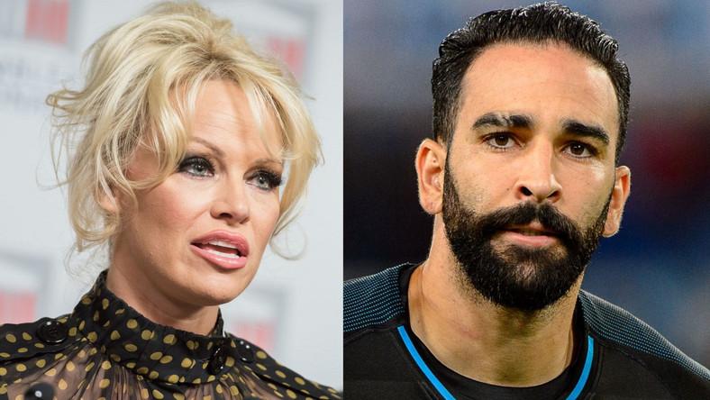 Pamela Anderson, Adil Rami