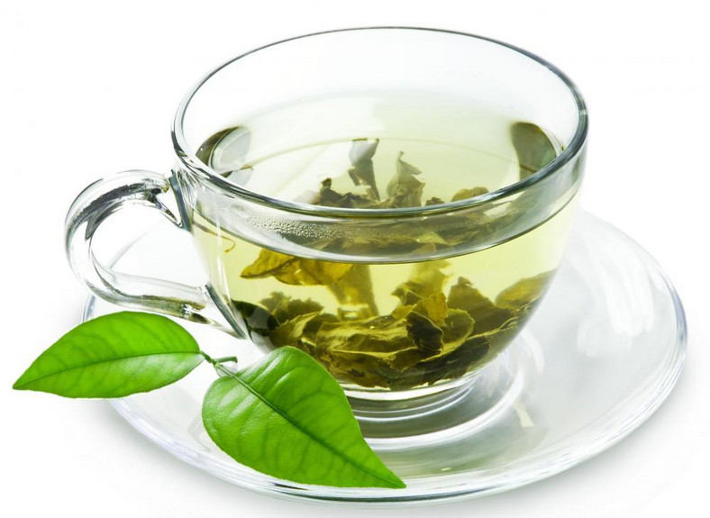 Green tea contains catechins that are known to boost metabolism and help reduce weight [ece-auto-gen]