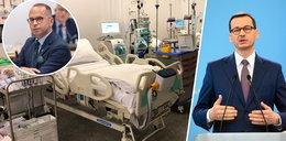 Opozycja apeluje do Morawieckiego: Premierze, otwórz nieczynne szpitale tymczasowe!