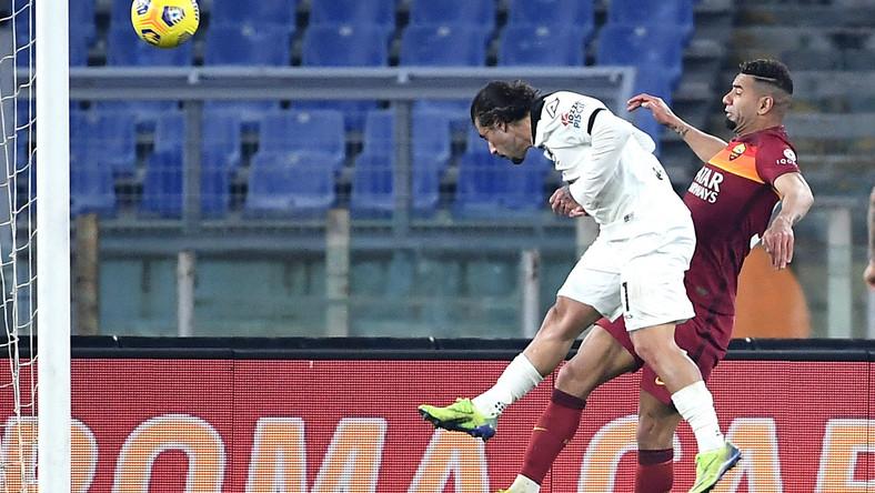 AS Roma vs Spezia Calcio
