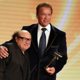"""""""Bliźniacy"""": Schwarzenegger i DeVito spotkali się po latach"""