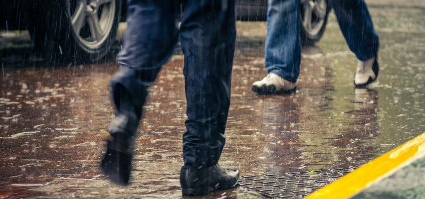 Pogoda na weekend. Będzie chłodno i deszczowo!