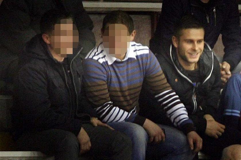 Patryk Małecki może grać do końca sezony w halowym zespole Wisły Krakbet