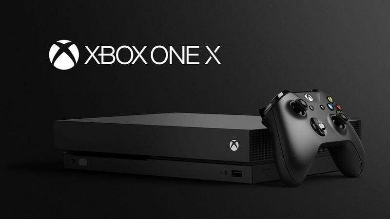 E3 2017 - Xbox One X - pierwsze zdjęcia nowej konsoli