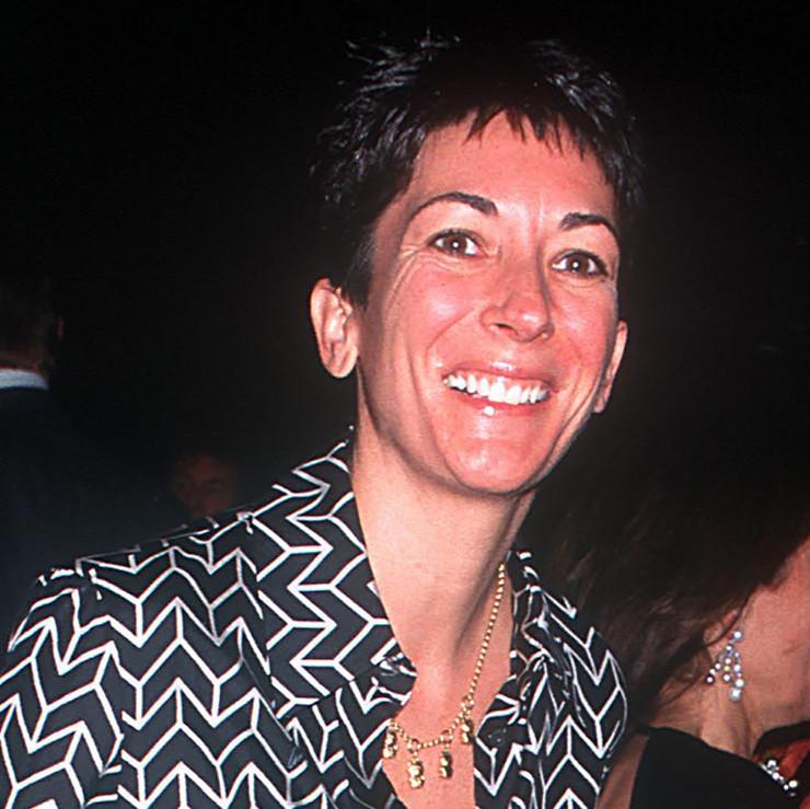 Gislejn Maksvel u oktobru 2000.