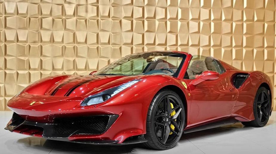 Ferrari 488 GTB Pista