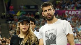 Shakira z widocznym ciążowym brzuszkiem