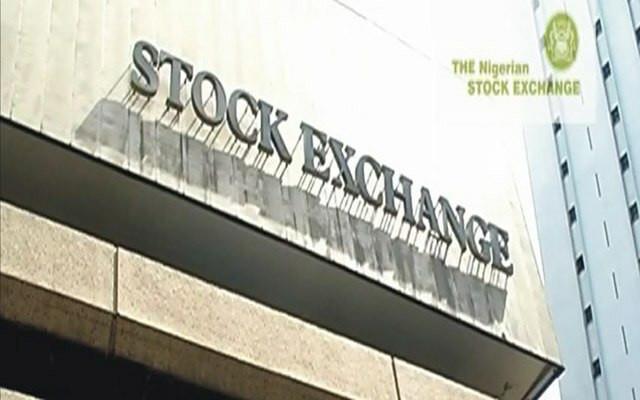 Nigerian Stock Exchange building.
