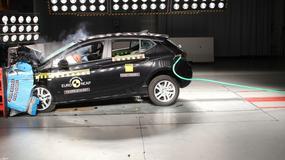 Testy Euro NCAP - 15 aut rozbitych, są wpadki