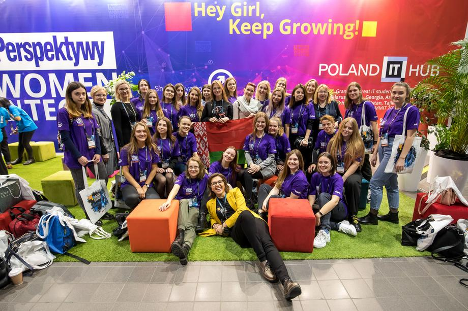 Perspektywy Women in Tech Summit