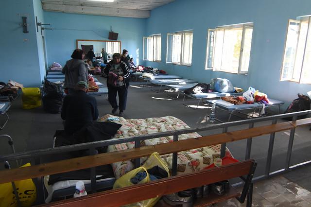 Uništeni su domovi 16 porodica