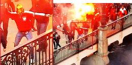 Podpalili mieszkanie podczas Marszu Niepodległości. Policja publikuje zdjęcia chuliganów