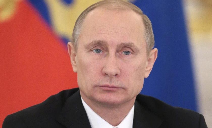 Władymir Putin.