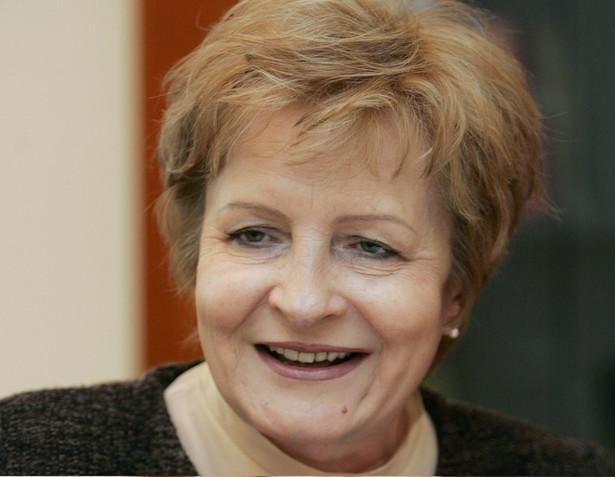 Zyta Gilowska, członek Rady Polityki Pieniężnej
