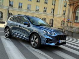 Ford Kuga 2.5 Plug-in Hybrid – nawet 57 km na prądzie