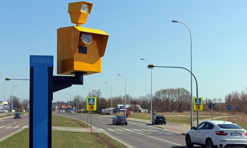 W województwie mazowieckim jest więcej fotoradarów niż w całej Słowacji