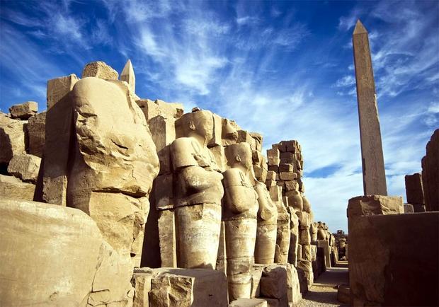 Zespół świątynny w Karnaku