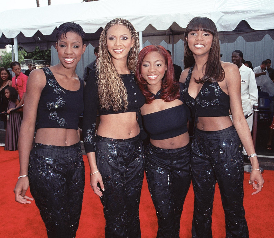 Destiny's Child w 1999 roku