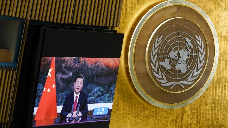 Chiny chcą włączyć się do walki z ociepleniem klimatu