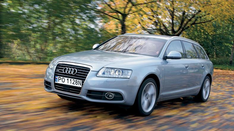 Audi A6 Duże Komfortowe I Prestiżowe Ale Jego Utrzymanie Może