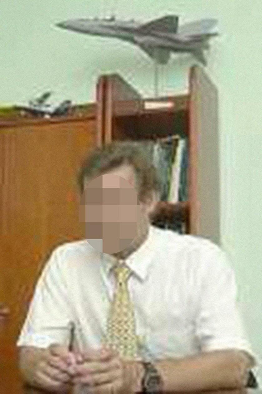 Handlarz bronią: Minister Szumowski mi zaufał