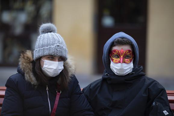 Karneval u Veneciji je otkazan zbog straha od epidemije