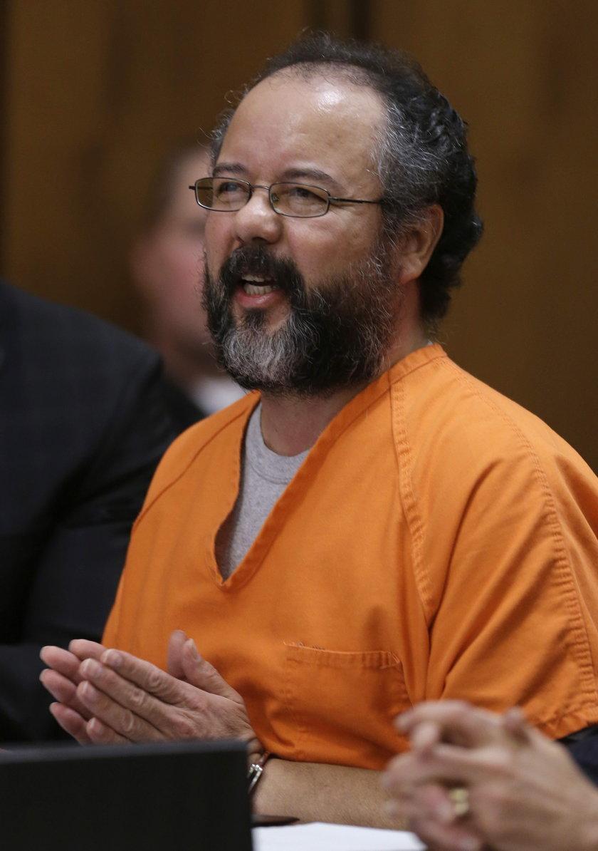 Ariel Castro w sądzie