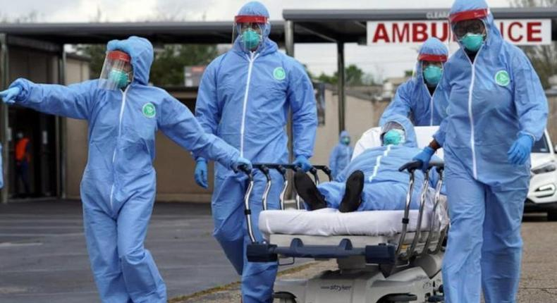 Lagos doctor exposed to coronavirus patient dies at LUTH. (ABCNews)