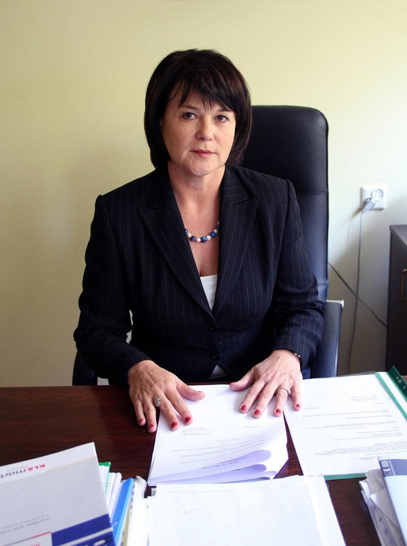Irena Erecińska Siwy