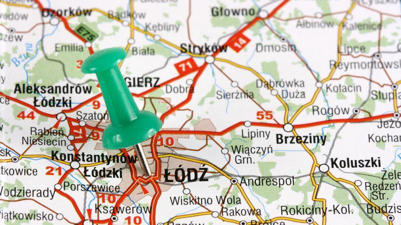 Miasta Łódź