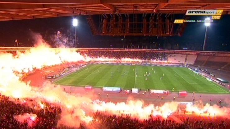 "Gori stadion ""Rajko Mitić"""