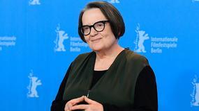 Agnieszka Holland: jako filmowca ma mnie obchodzić świat, a nie mój własny pępek