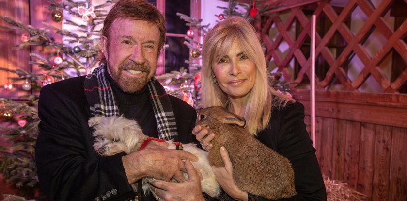 Chuck Norris dla Faktu o sekrecie świetnej kondycji i udanym małżeństwie