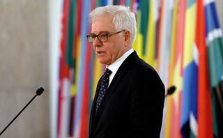 'Die Welt': Polski minister ma w Berlinie trudną misję