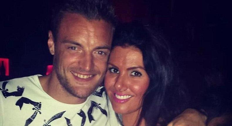 Jamie Vardy and his fiancée Becky Nicholson will be getting married next year